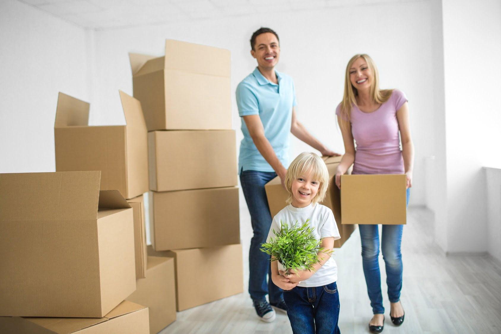 Moving service company