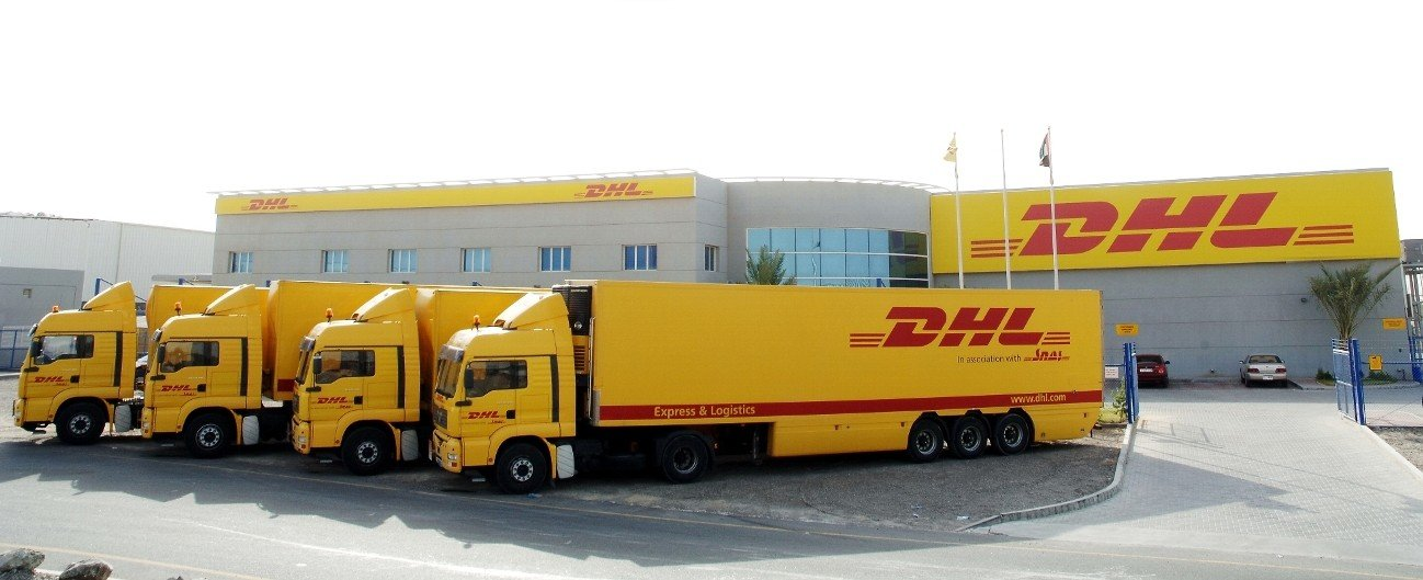 Dhl International Shipping Service Near Andover Ma