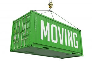 International moving company