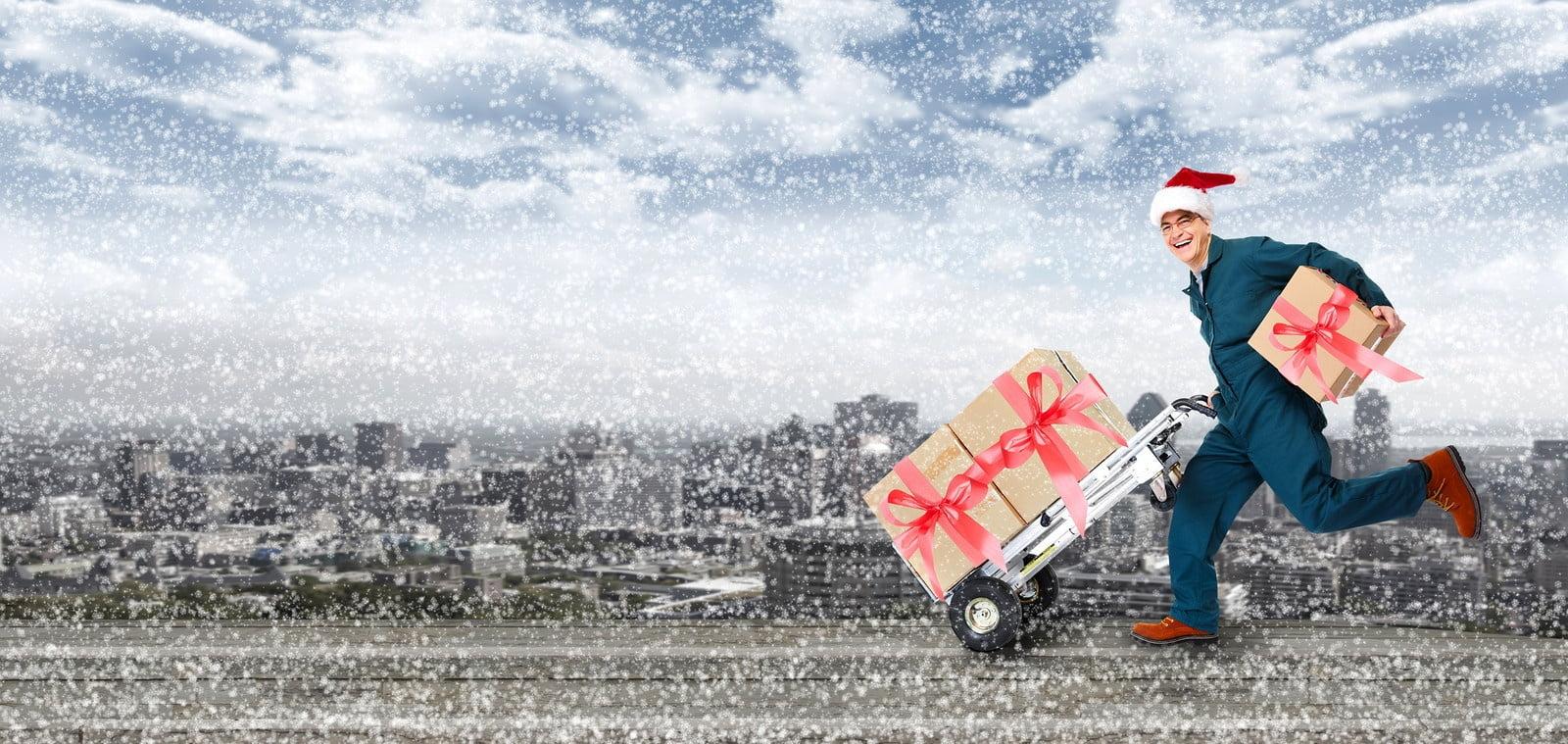 Holiday Shipping Tewksbury Dracut Andover MA