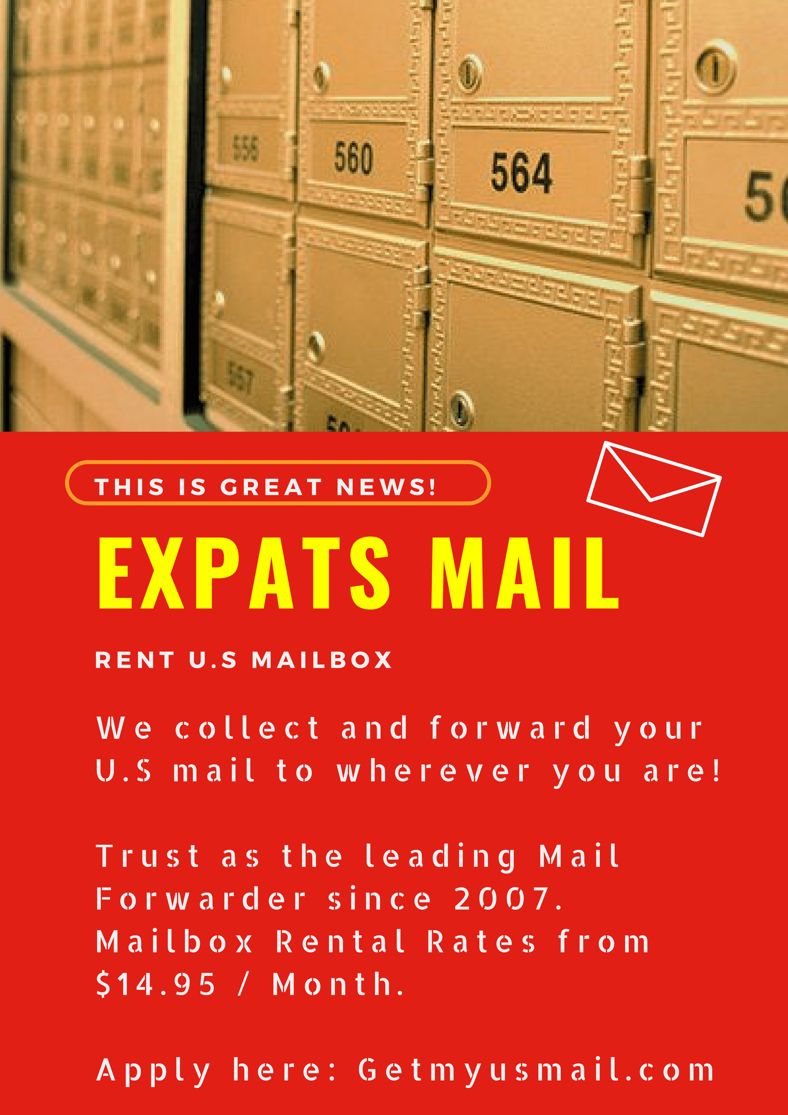 American Expats Mail Forwarder