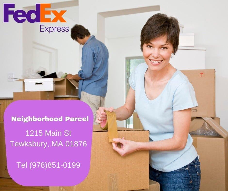 FedEx Dropbox Location Near Me